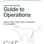 The cover to the Spacefarer CAT Guide to Operations.