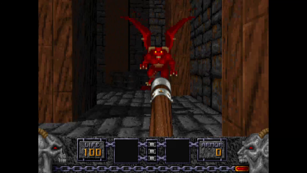 Be prepared to see a lot of these red flying gargoyles on your travels.